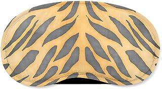 Tiger Print Sleeping Mask - Sleeping Mask