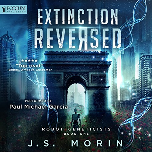 Extinction Reversed audiobook cover art