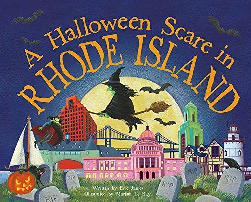 A Halloween Scare in Rhode Island (Halloween Scare...Prepare If You Dare)