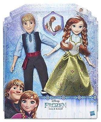 Disney Frozen - Muñeca Elsa (Hasbro B5162ES2)