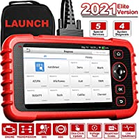LAUNCH Scan Tool CRP129X OBD2 Scanner Automotive Code Reader Android Based Diagnostic Tool for Engine Transmission ABS...