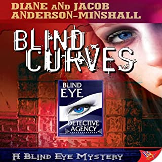 Blind Curves                   By:                                                                                                                                 Diane Anderson-Minshall,                                                                                        Jacob Anderson-Minshall                               Narrated by:                                                                                                                                 Aiko Nakasone                      Length: 10 hrs and 15 mins     17 ratings     Overall 3.6