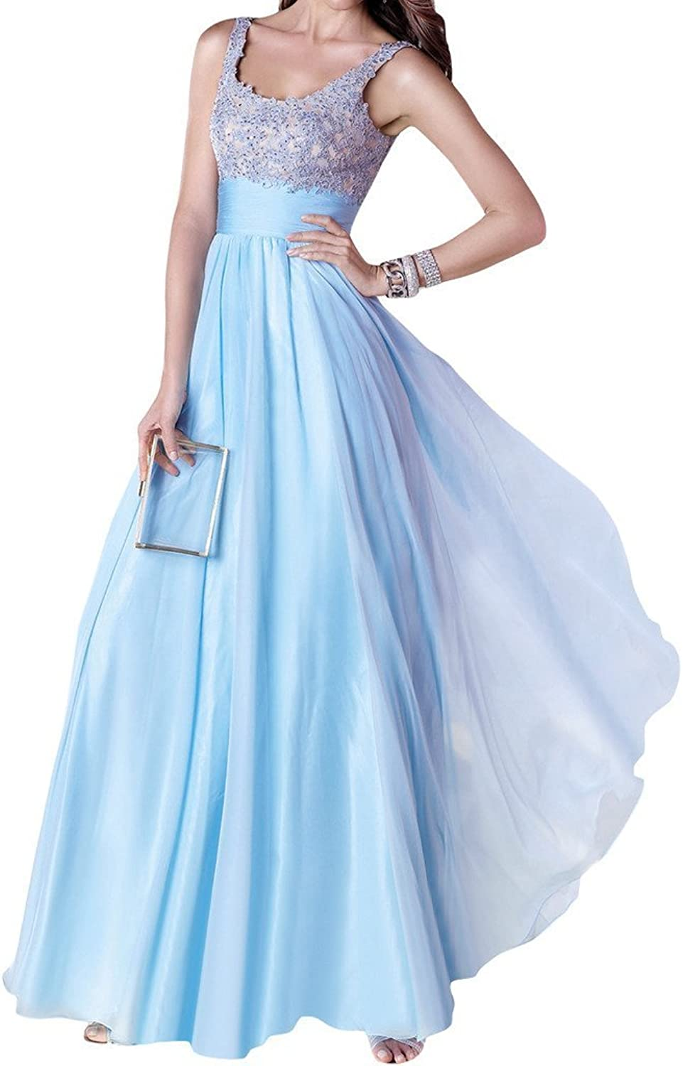 Angel Bride ALine Scoop Neck Christmas Evening Party Dresses Prom Dresses for Pageant