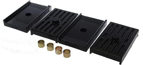 Energy Suspension 3-6112G 68-69 Camaro Leaf Spring Pad Set