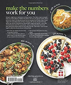 Better Homes and Gardens Calorie-Smart Meals: 150 Recipes for Delicious 300-, 400-, and 500-Calorie Dishes (Better Homes and Gardens Cooking) #1