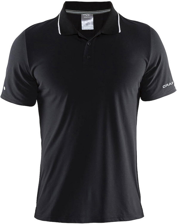 Craft 1902643 Men's in The Zone Pique Shirt