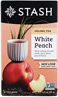 Stash Tea Tea Oolong White Peach