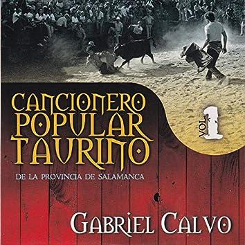 Cancionero Popular Taurino de la Provincia de Salamanca, Vol. 1