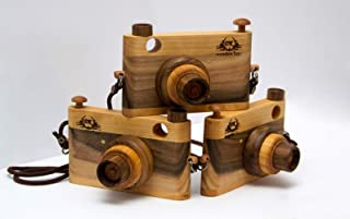 Exotic Wood Camera Toy | All Natural Camera Toy | Wooden Camera Toy | Toddler Toys …