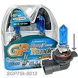 GP Thunder 7500K 9012 9012LL HIR2 PX22d 55W Super White Xenon Quartz Headlamp Light Bulbs For Dodge Impala LT Scion TC