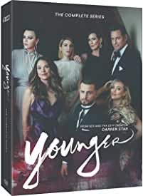 YOUNGER The Complete Series arrives on DVD November 9th from Paramount