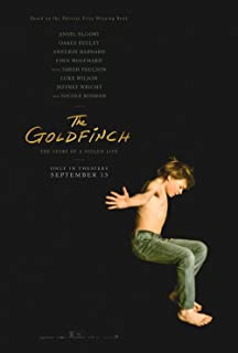 The Goldfinch - Movie Poster Print Wall Decor - 18 by 28 inches. - (NOT A DVD)