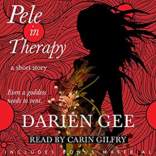 Pele in Therapy audiobook cover art