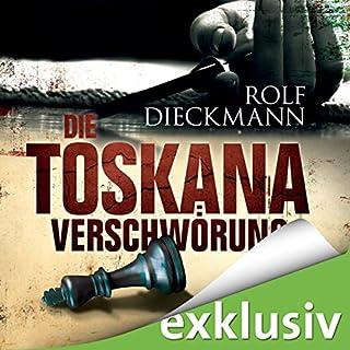 Die Toskana-Verschwörung Titelbild