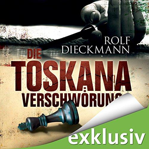Die Toskana-Verschwörung cover art