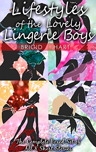 Lifestyles of the Lovely Lingerie Boys: The Complete Boxed Set (English Edition)