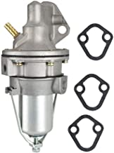 Fudoray Fuel Pump Replaces 86234A4 18-7278 60032 985602 985603 982240 86234A05 982440 for 2.5L 3.0L 3.7L 4.1L Mercruiser 140 470 485 488 160 165 200 OMC 100 110 120 140