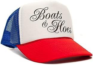 Boats 'N Hoes Movie Cap Hat Unisex Adult Trucker Multi