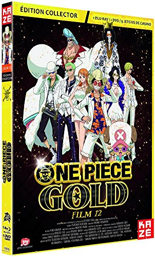One pièce gold, film 12 [Blu-ray] [FR Import]