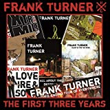 Songtexte von Frank Turner - The First Three Years