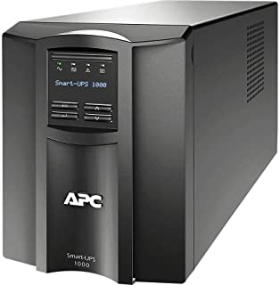 APC SMT1000I Smart-UPS 1000VA LCD 230V Black
