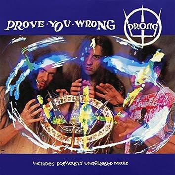 Prove You Wrong EP