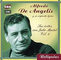 Sus Exitos Con Julio Martel Vo by Alfredo De Angelis (2000-10-30)