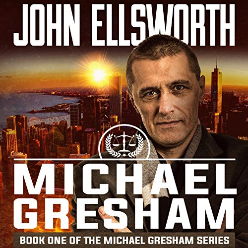 Michael Gresham audiobook cover art