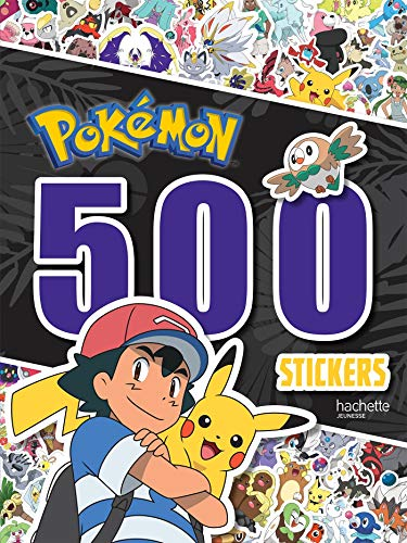Pokemon - 500 stickers (Pokémon)