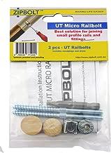 Zipbolt UT Micro Railbolt - 2 Pack