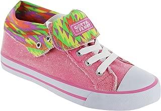 Girls Option Hi03 Hi Top Lace Up Sneakers