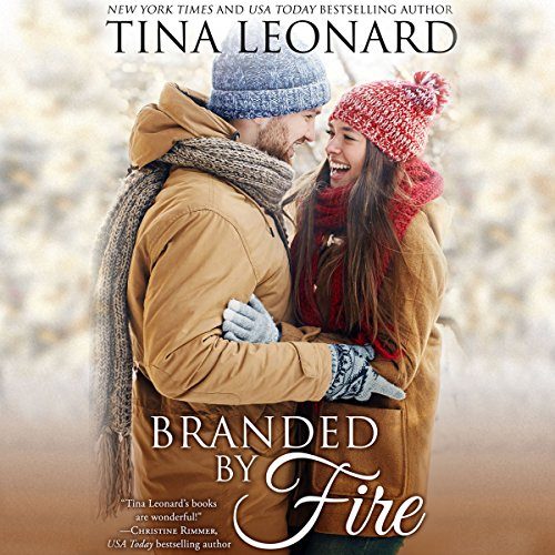Branded by Fire audiobook cover art