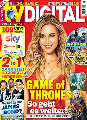 TV Digital XXL-Ausgabe