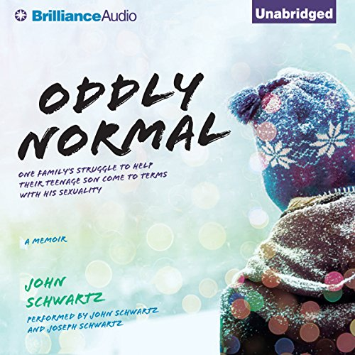Oddly Normal audiobook cover art
