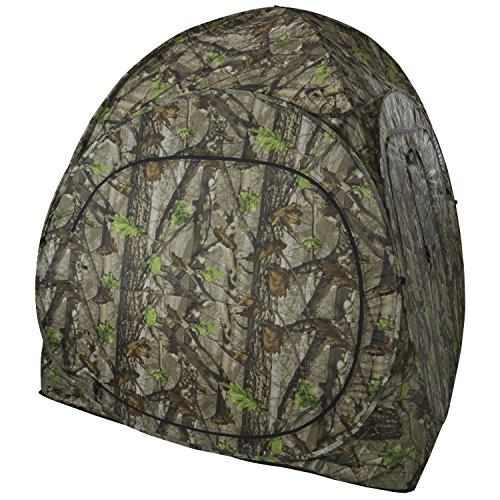 Nitehawk Pop-Up Hunting Camouflage Tent/Hide/Blind - For Photography, Shooting, Bird Watching