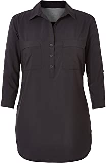 ROYAL ROBBINS Women's Expedition Chill Stretch Tunic Tee