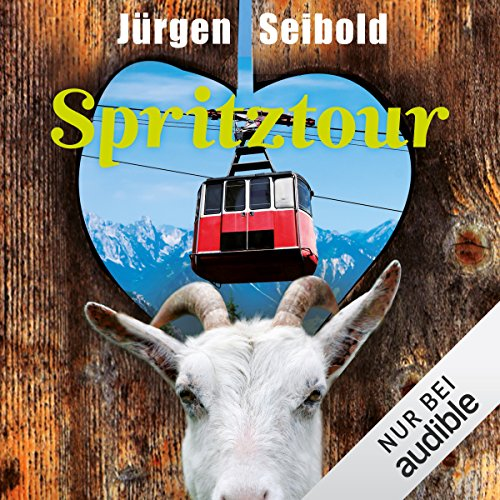 Spritztour audiobook cover art