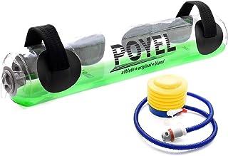 ウォーターバッグ (15ℓ 専用 空気入れ 付き) 体幹トレーニング 器具 筋トレ器具 ウォーターダンベル 水 ウォーターバック (15L)【poyel】