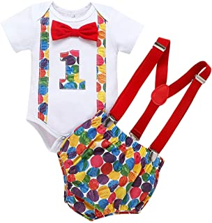 Kionio Baby Boy Clothes Fashion Shark Short Sleeve Shorts Straps Birthday Newborn Outfits Set