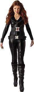 Rubie's Official Ladies Marvel Black Widow Adult Costume - Large