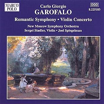 Garofalo: Romantic Symphony / Violin Concerto