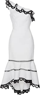 Alexis Christie White One Shoulder Dress