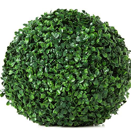 Catral 72050024–Sfera Decorativa bosso Comune, 38cm, Colore: Verde