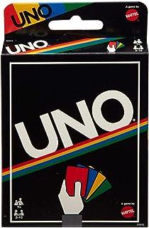 Mattel Games UNO Retro Editon