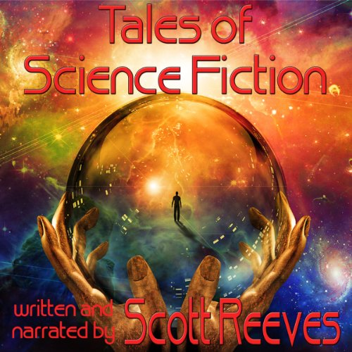 Tales of Science Fiction audiobook cover art