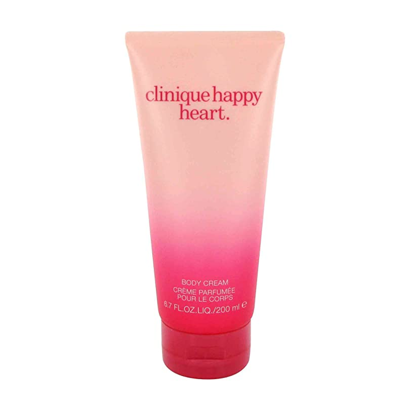 ラッチ笑修道院Clinique Happy Heart Body Cream 200ml 6.7oz