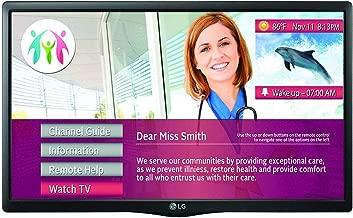 LG Electronics 28LV570M 28-inch Hospital-Grade LED HDTV - 1366 x 768 - 1000:1 - 60 Hz - 8 ms - HDMI,