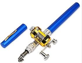 ERCZYO Trajes 3.6M-7.2M ca/ña de Pescar telesc/ópica Ultra-luz de Gancho de la Carpa de Carbono ca/ña de Pescar ca/ña de Pescar y de Flujo Libre Super-duras Recomendaciones 1-3