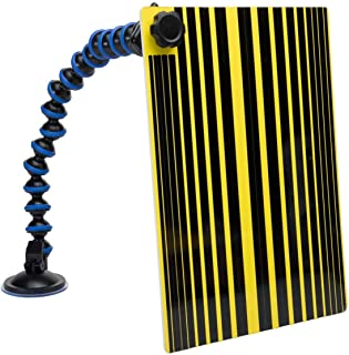 Eastwood Paintless Dent Removal Line Board Reflection Lines Suction Cup Base Vibration Free 16In Locking Goose Neck