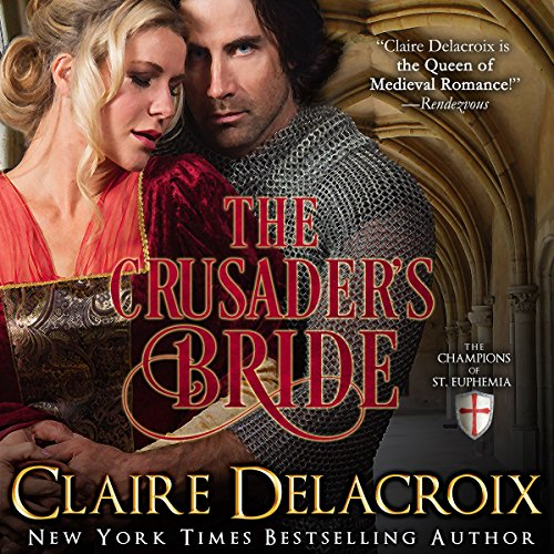 The Crusader's Bride audiobook cover art